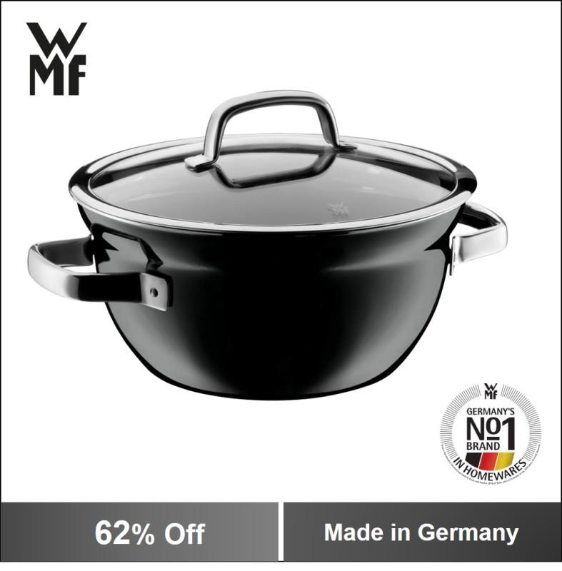 WMF Fusiontec Cooking Bowl 24cm Black Singapore