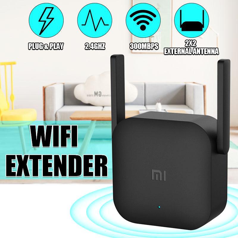 Xiaomi Pro 300mbps Wifi Amplifier Wireless Wifi Signal Extender Home Wireless Wifi Extender Xiaomi Original By Freebang.