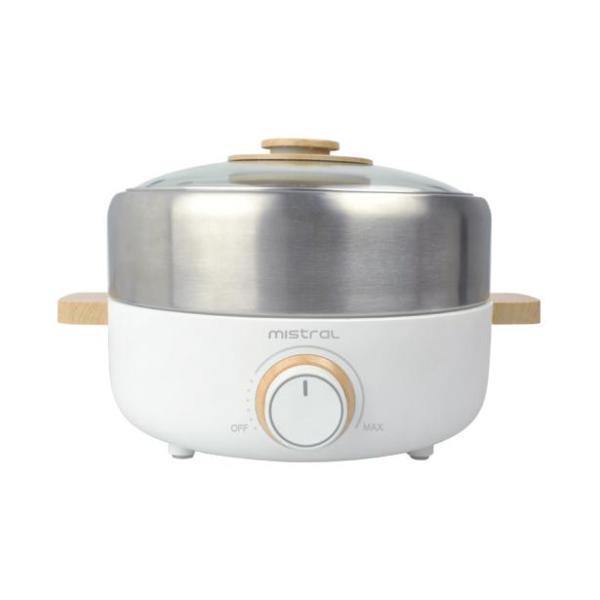 Mistral Multi-Functional Electric Hot Pot with Grill MHP3