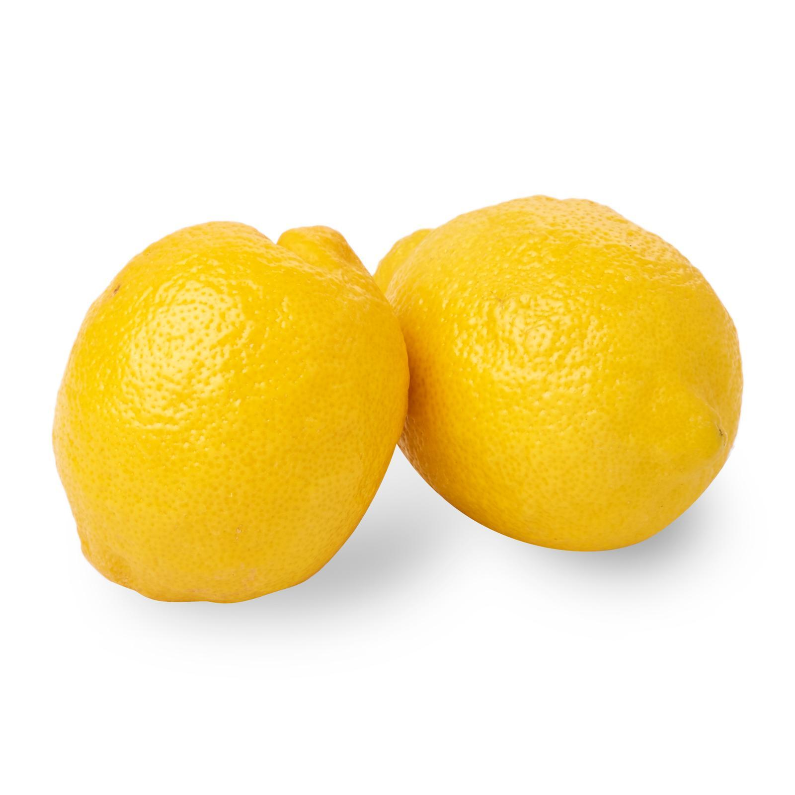 Citrus Jumbo Yellow Lemons By Redmart.