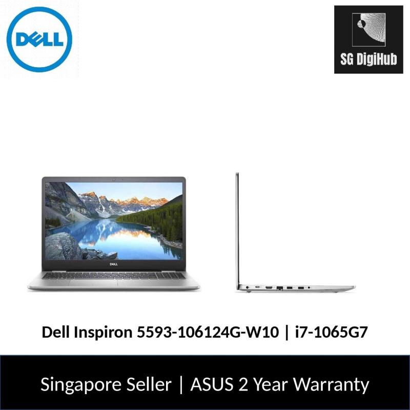 Dell Inspiron 5593-106124G-W10 | i7-1065G7 | 16GB RAM | 256GB SSD | NVIDIA MX230 | 2Y Warranty