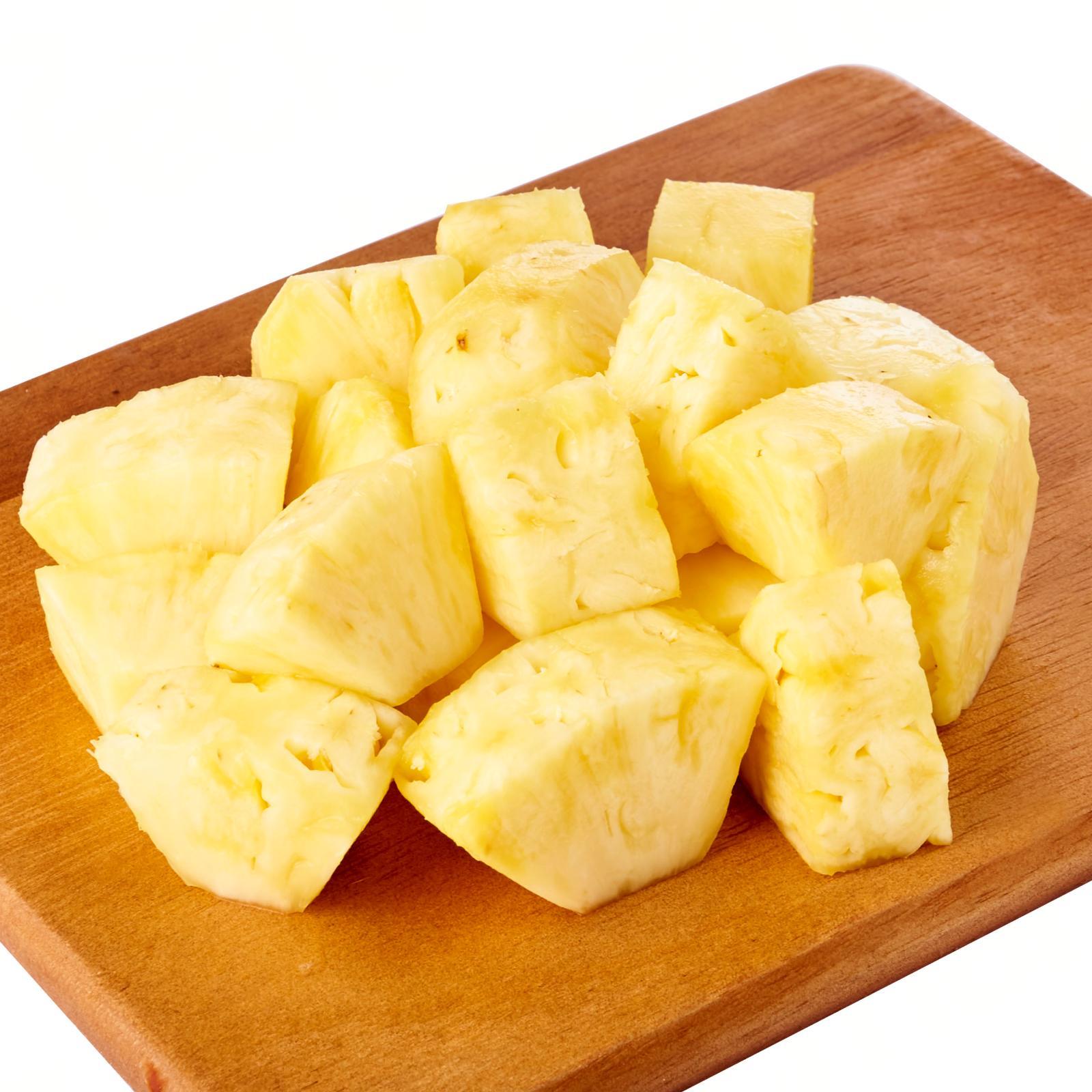 Sunny Fruit Fresh Pineapples Sliced