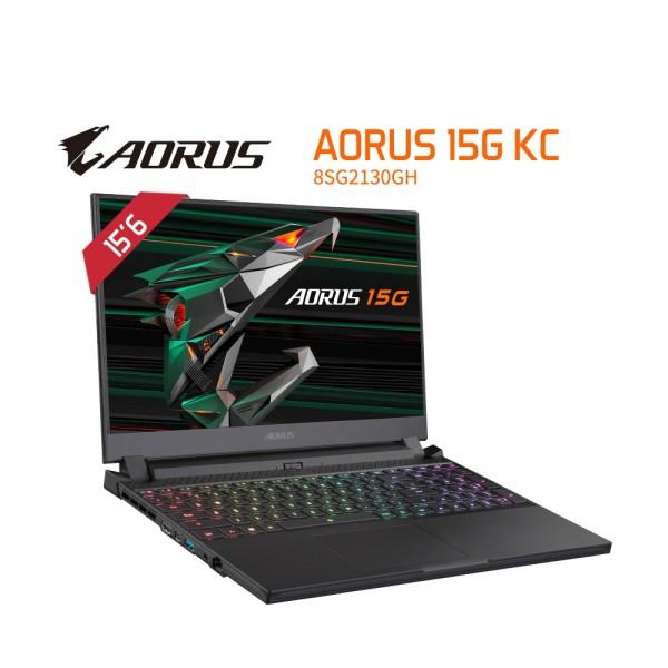 GIGABYTE AORUS 15G KC (i7-10870H/16GB/RTX 3060 GDDR6 8GB /512 GB M.2 PCIE SSD/15.6 240Hz IGZO Panel/Win 10 Home) [Ships 2-5 days]
