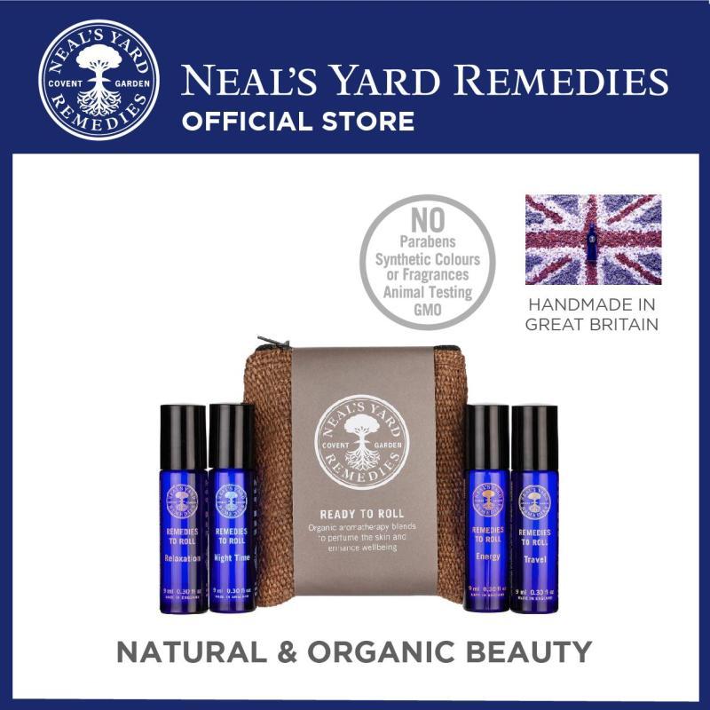 Buy Neals Yard Remedies Remedies To Roll Set Singapore