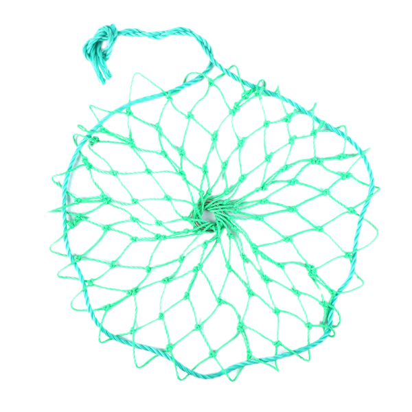 2PCS Safety Protection Net Well Cover Net Sewer Sewage Well Cover Net Cellar Well Anti-Fall Net(Without Hook)