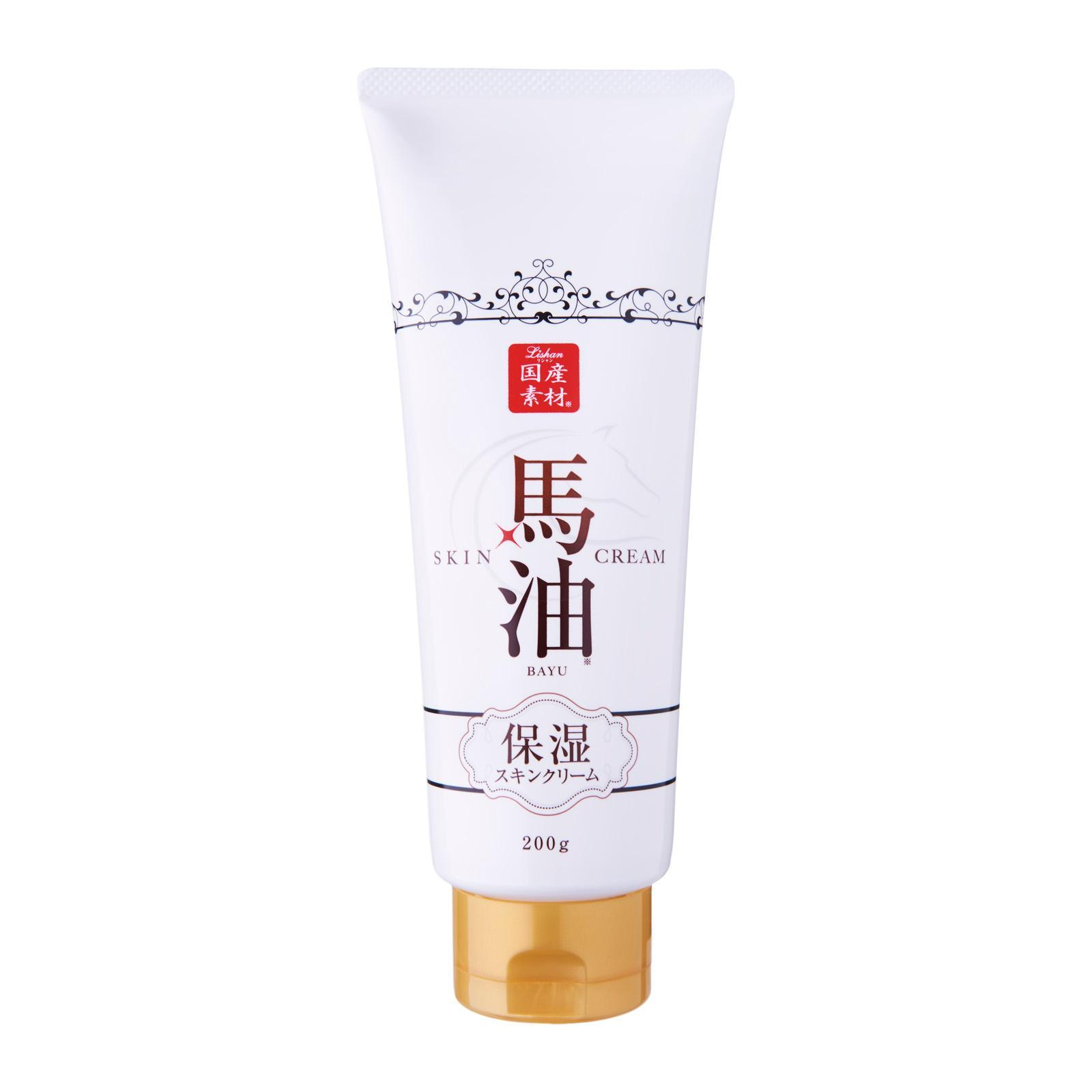 Lishan Horse Oil Skin Cream