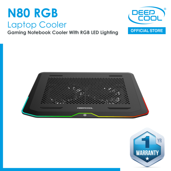 Deepcool Laptop Cooler N80 RGB