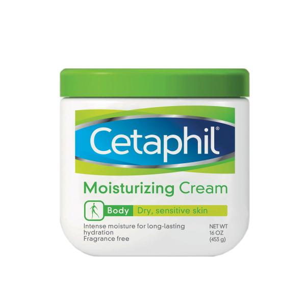 Buy Cetaphil Body Dry Sensitive Skin Moisturizing Cream, 16 Oz. Singapore