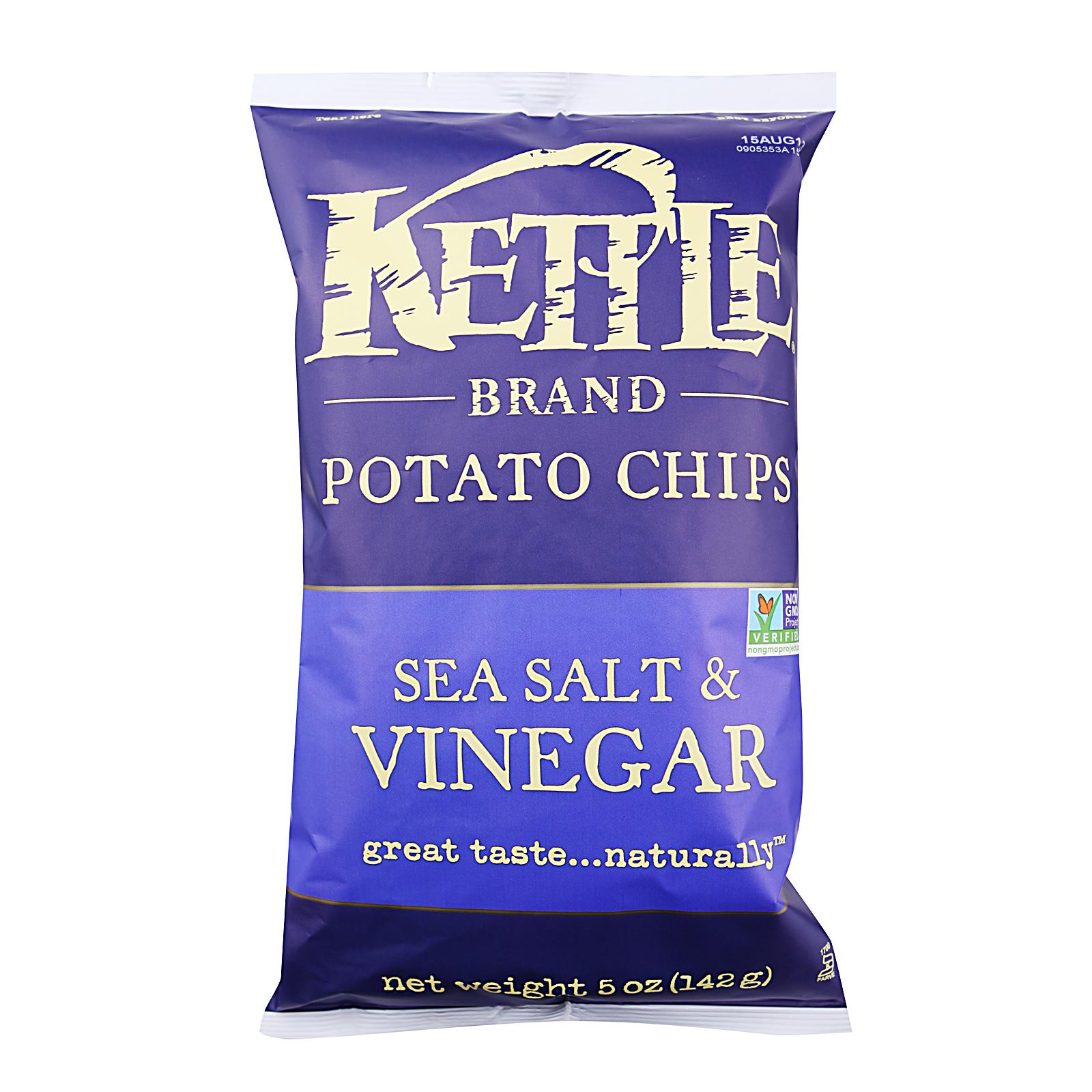 RED ROCK DELI Sea Sat & Balsamic Vinegar Potato Chips