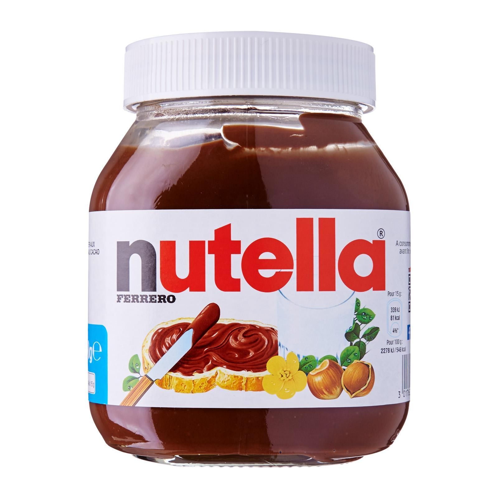 Nutella Hazelnut Spread Medium Size By Redmart