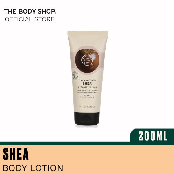 Buy The Body Shop Shea Body Lotion (200ml) Singapore