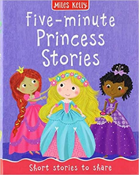 FIVE-MINUTES PRINCESS STORIES