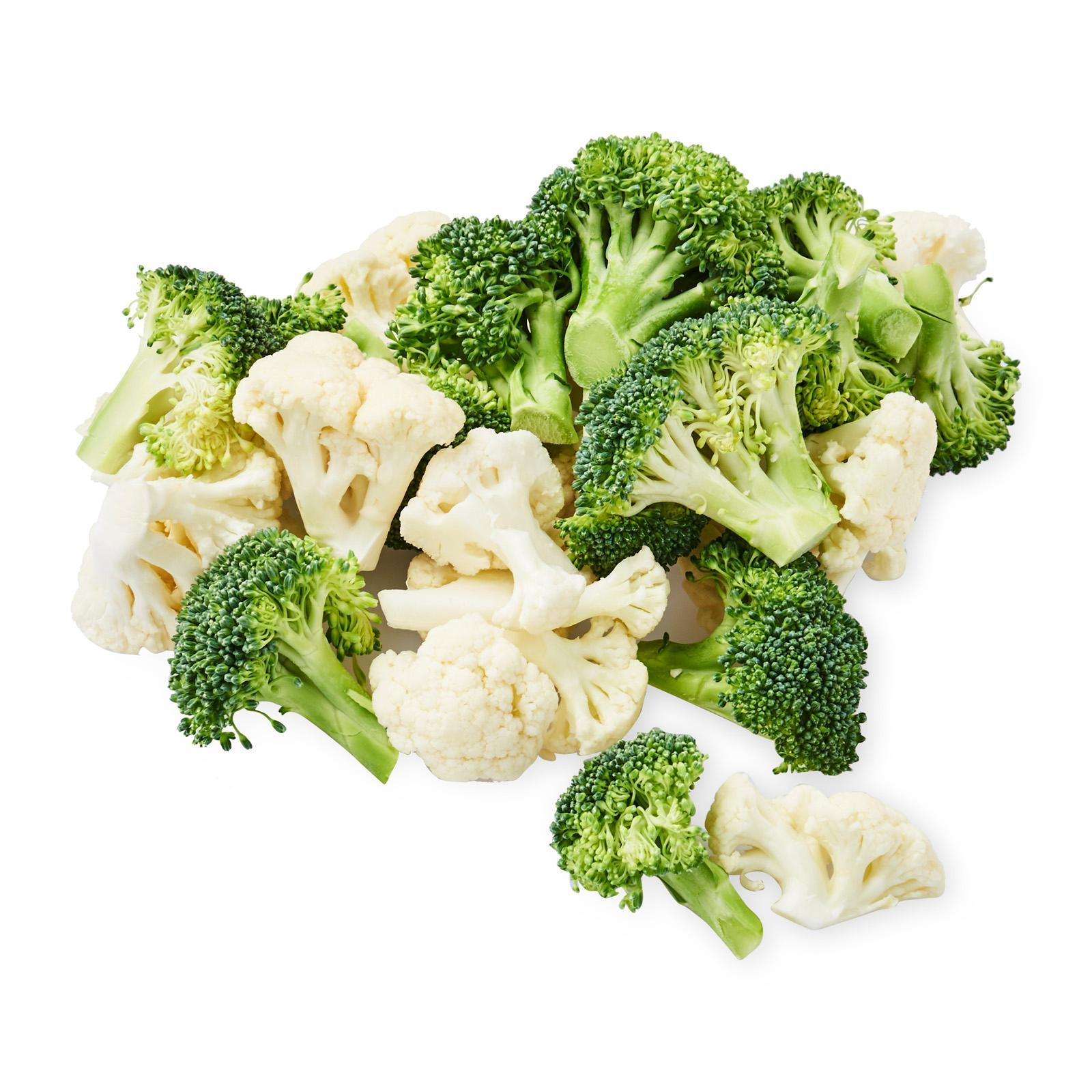Modernmum Ready To Cook Broccoli And Cauliflower (cut And Washed) By Redmart.