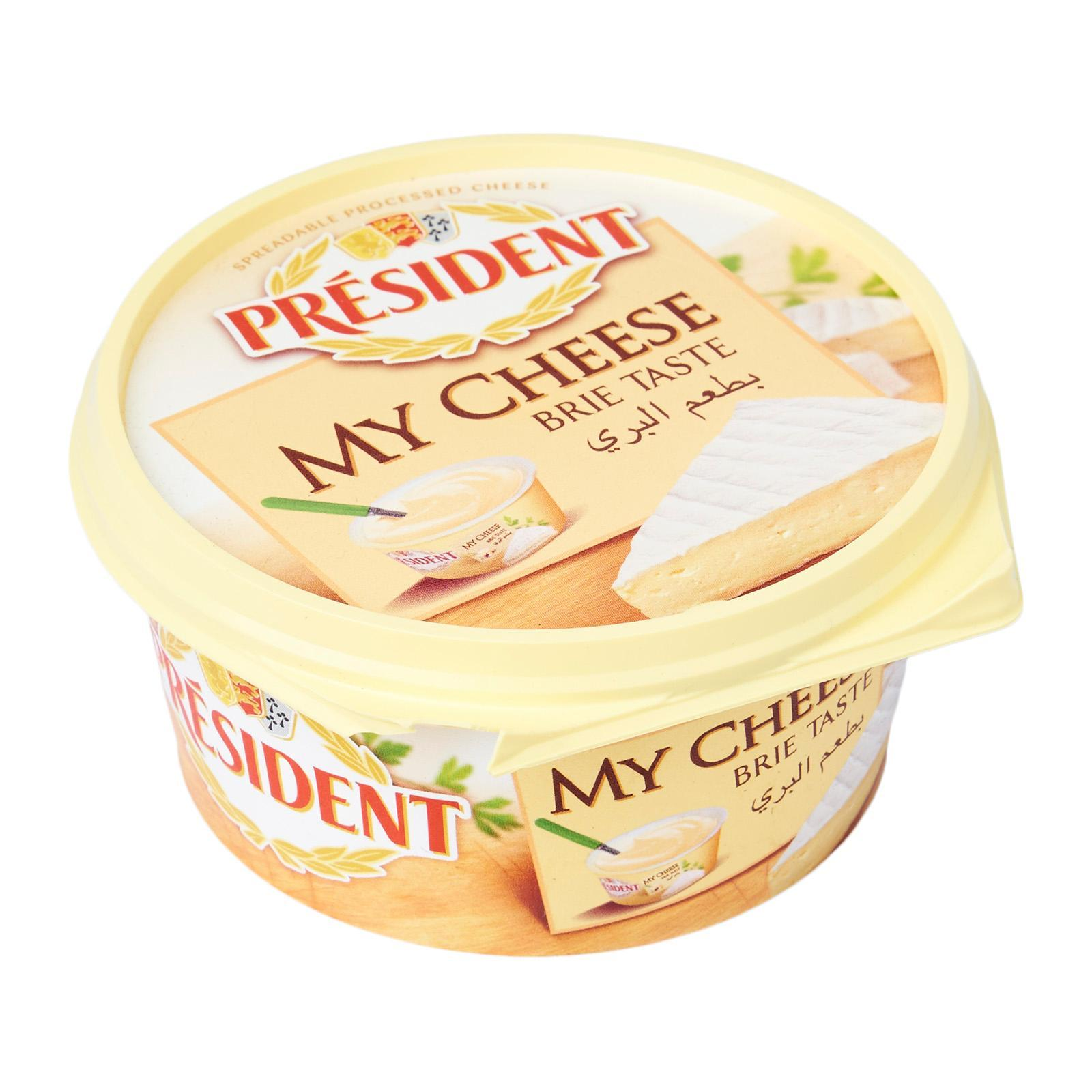 PRESIDENT My Cheese Brie 125g
