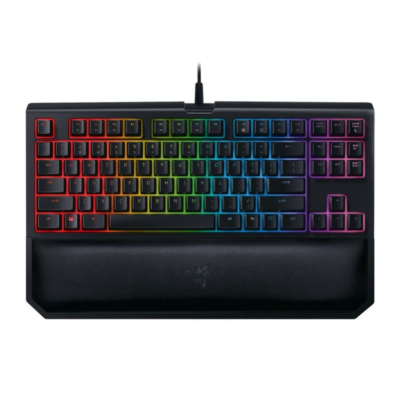 Razer BlackWidow Tournament Chroma V2 Mechanical Gaming Keyboard All Switch Singapore