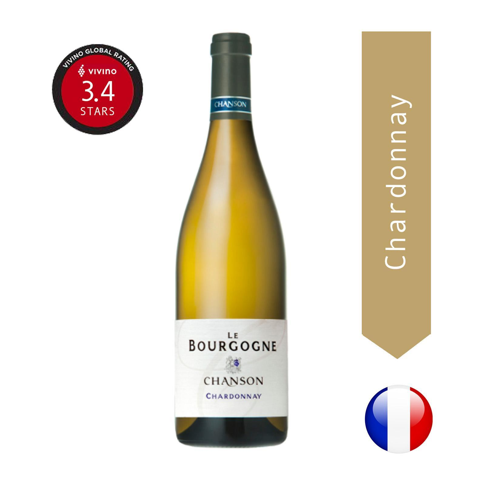 Chanson - Bourgogne Chardonnay - White Wine - Burgundy - By The Vintage Wine Club