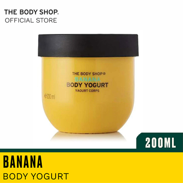 Buy The Body Shop Banana Body Yogurt 200ML Singapore
