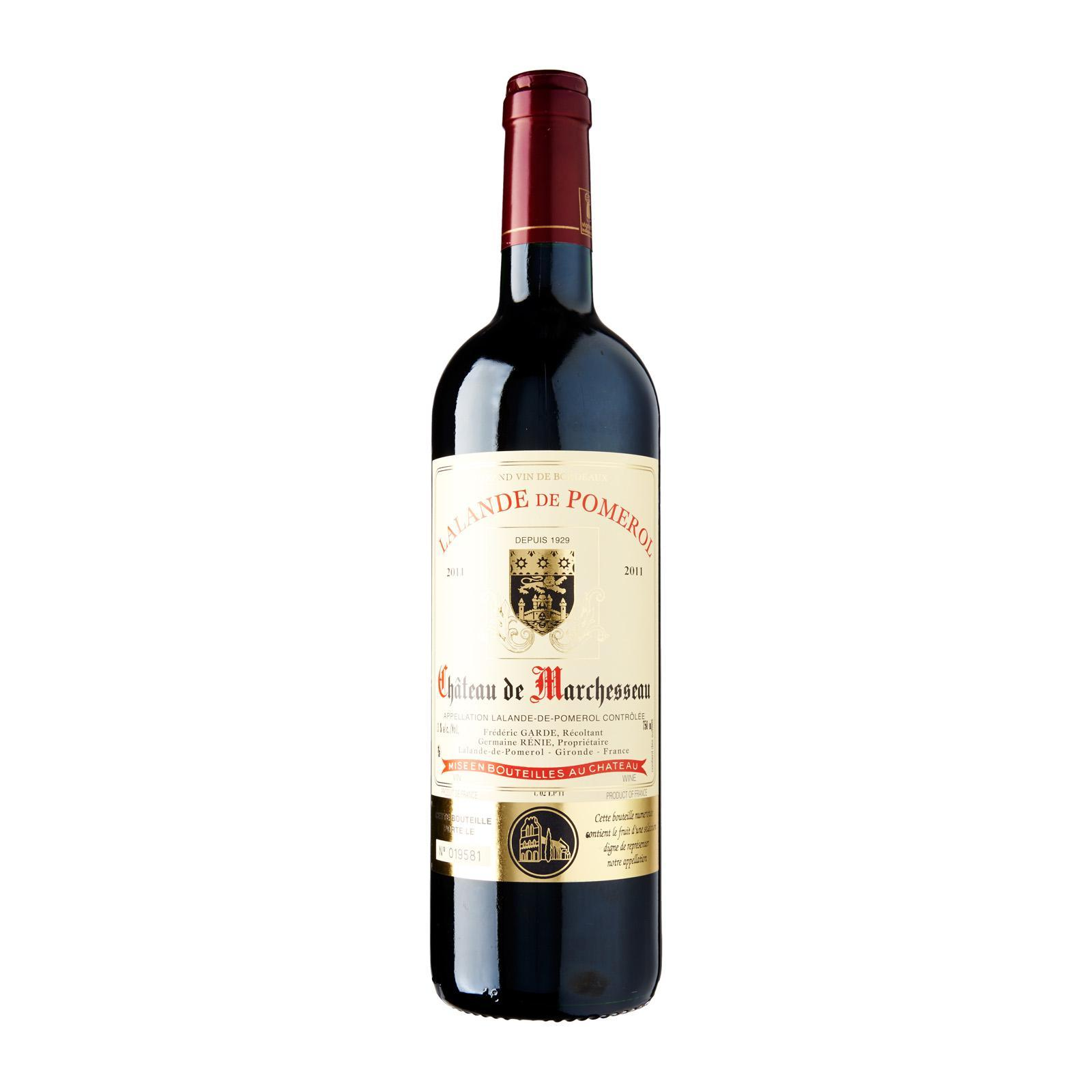 Chateau Marchesseau - Lalande de Pomerol - Merlot Cabernet - By The Vintage Wine Club