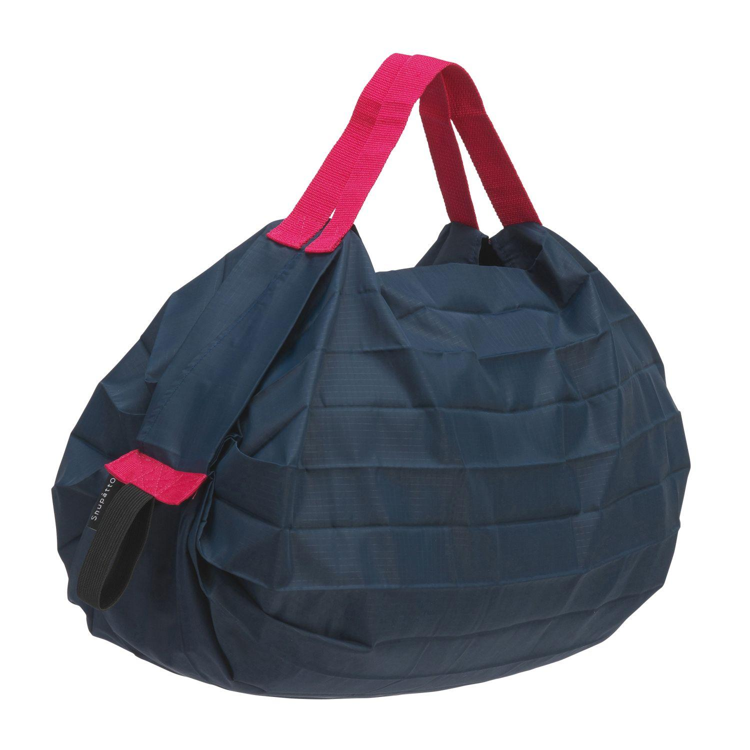 Shupatto Foldable Tote (S) - Navy