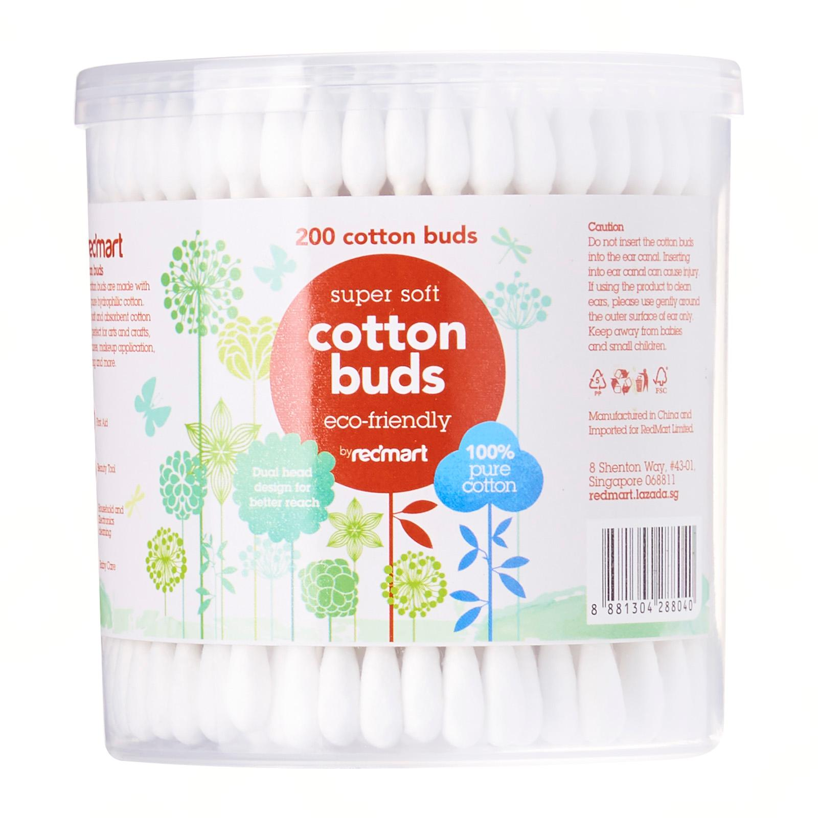 Cotton Balls, Pads and Buds