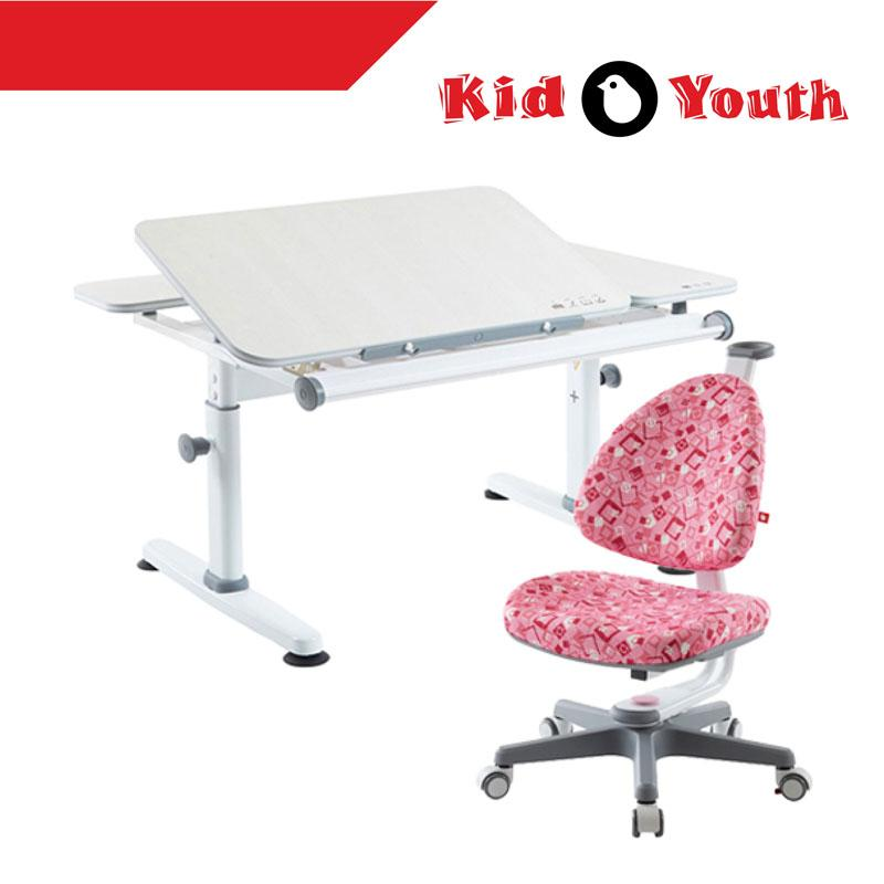 M6+XS Kid2Youth Study Table and BABO Study Chair Set