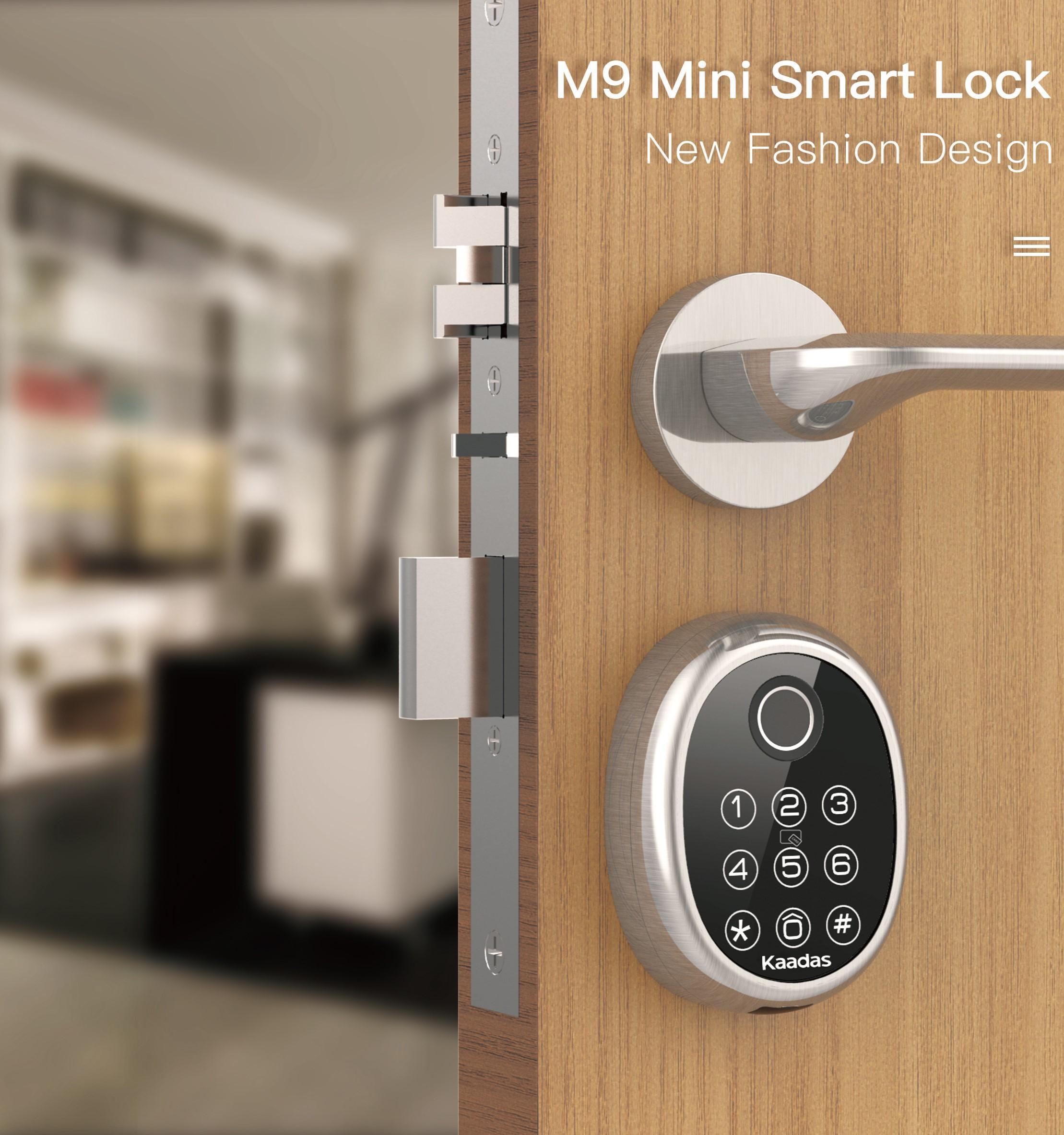 Kaadas M9 Digital Lock (Sole Distributor in Singapore)