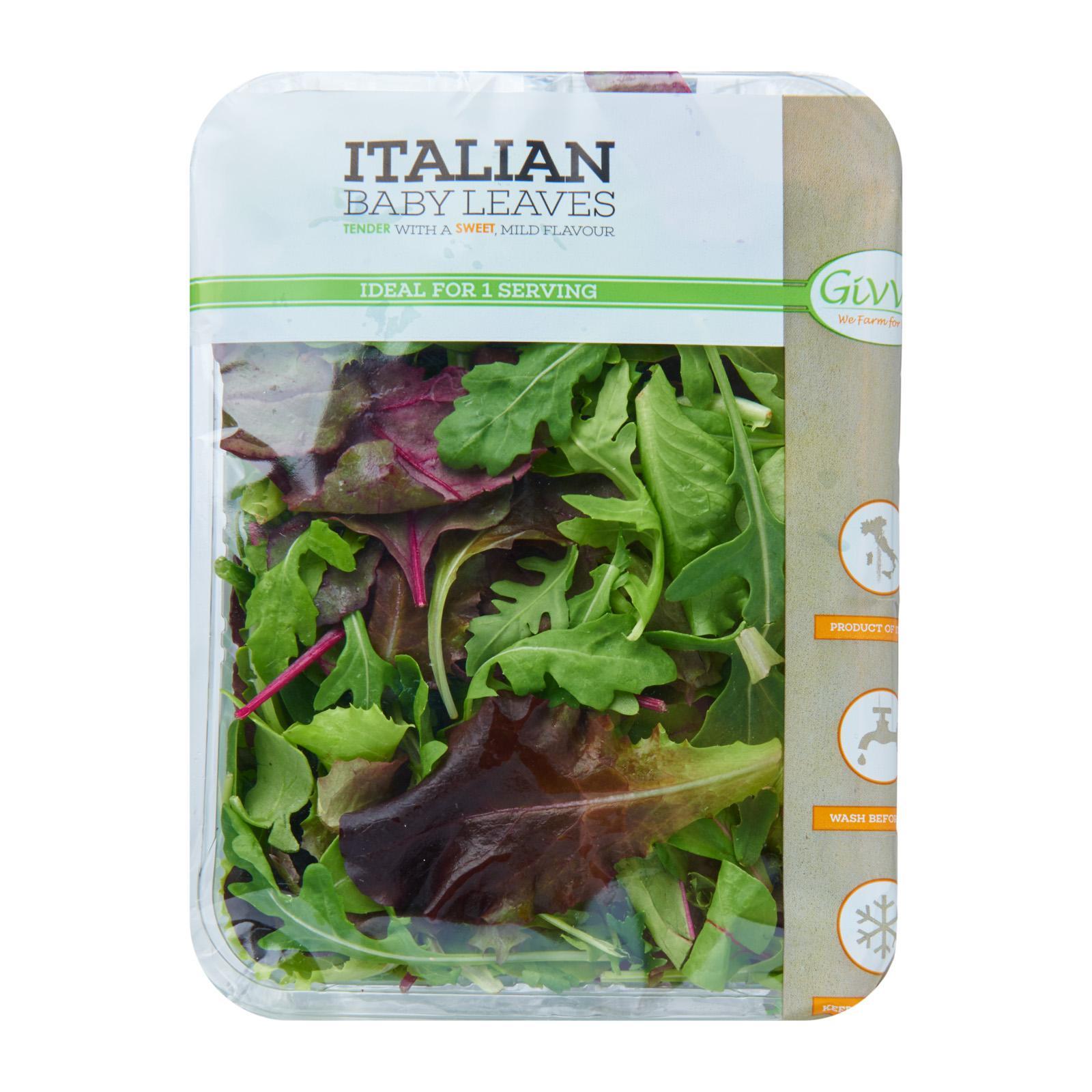 GIVVO Italian Mesclun Salad