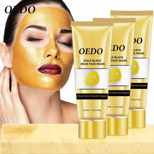 Buy OEDO 3pcs/lot Gold Remove Blackhead  Shrink Pore Improve Rough Skin Acne Shills Blackhead Remover  Facial Moisturizing Cream Singapore