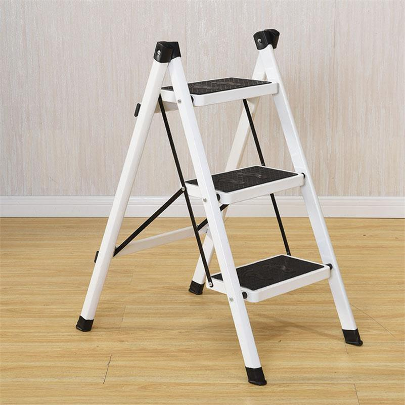 Portable Climbing 58 Filming tai jie deng Light Single Side Household Ladder Folding Construction Site Outdoor Children