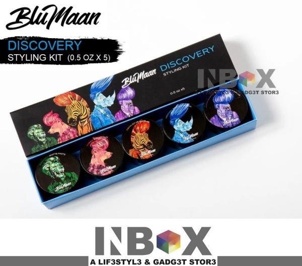 Buy Blumaan Discovery Styling Kit (0.5oz x 5) Singapore