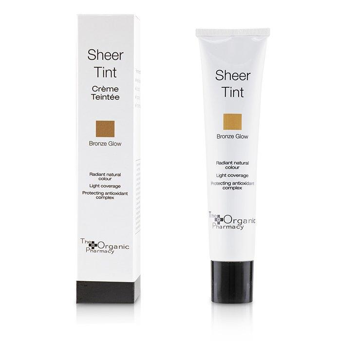 The Organic Pharmacy Sheer Tint Bronze Glow 40ml By Strawberrynet Sg.