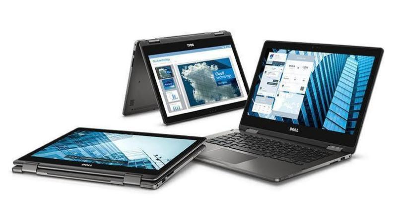 Dell Latitude 3379 - Core i3 - 6006U - 8GB Ram - 256GB SSD - 14inch Touch Screen - 360 Convertible - Win 10 Pro - Type C - HDMI - Free Ms Office