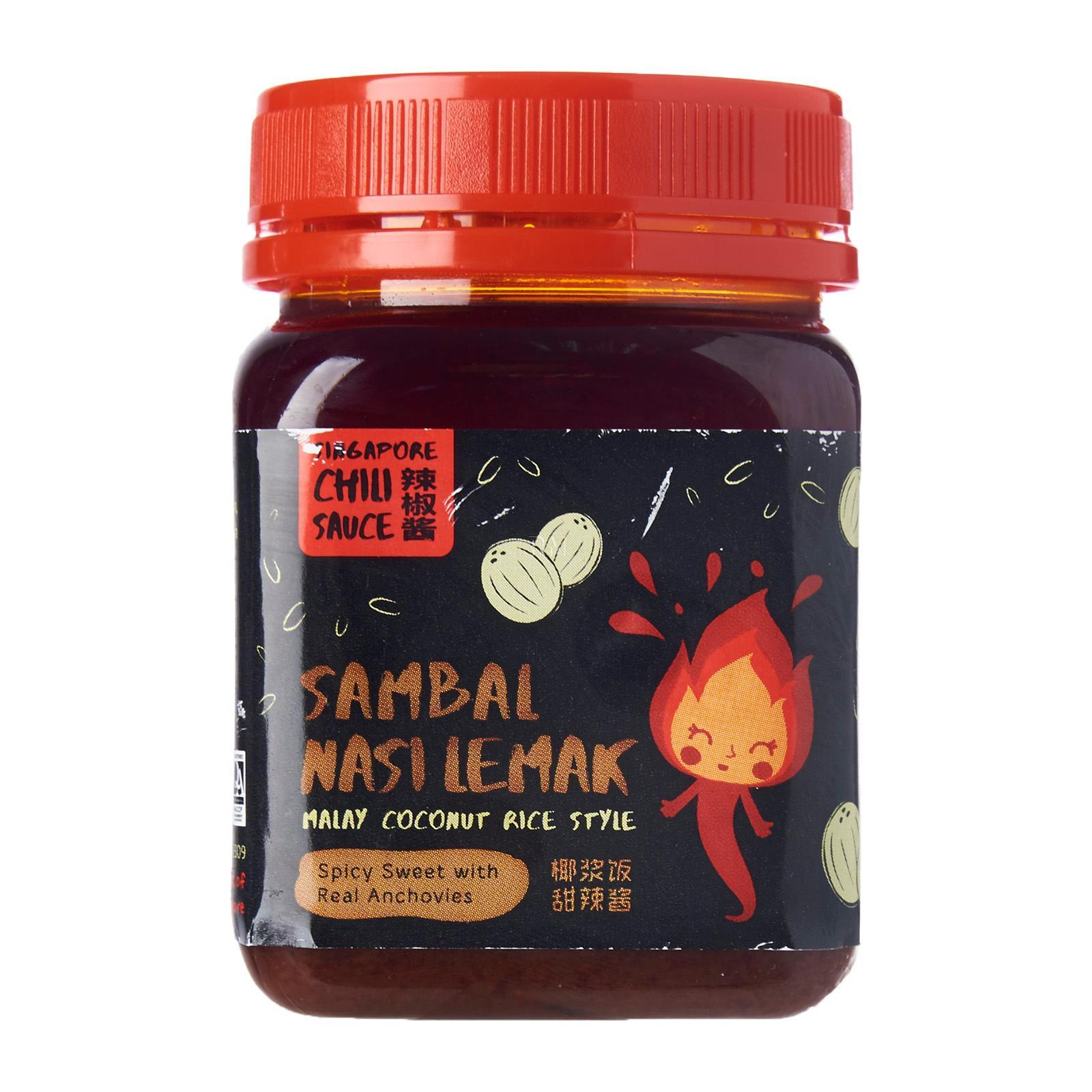 Top Gourmet Sambal Nasi Lemak Chilli Sauce