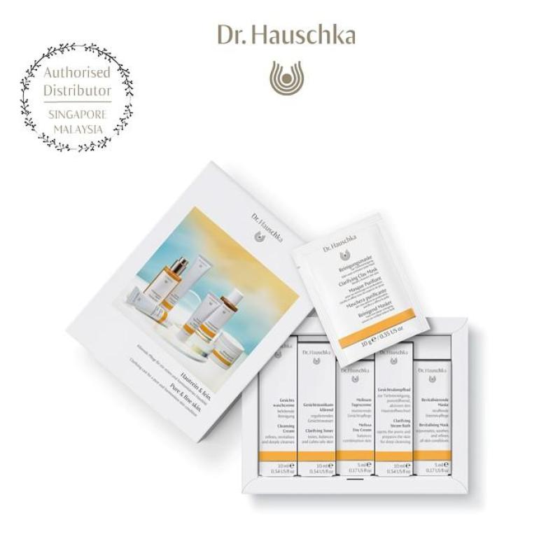 Buy Dr. Hauschka Pure & Fine Trial Kit Set Singapore