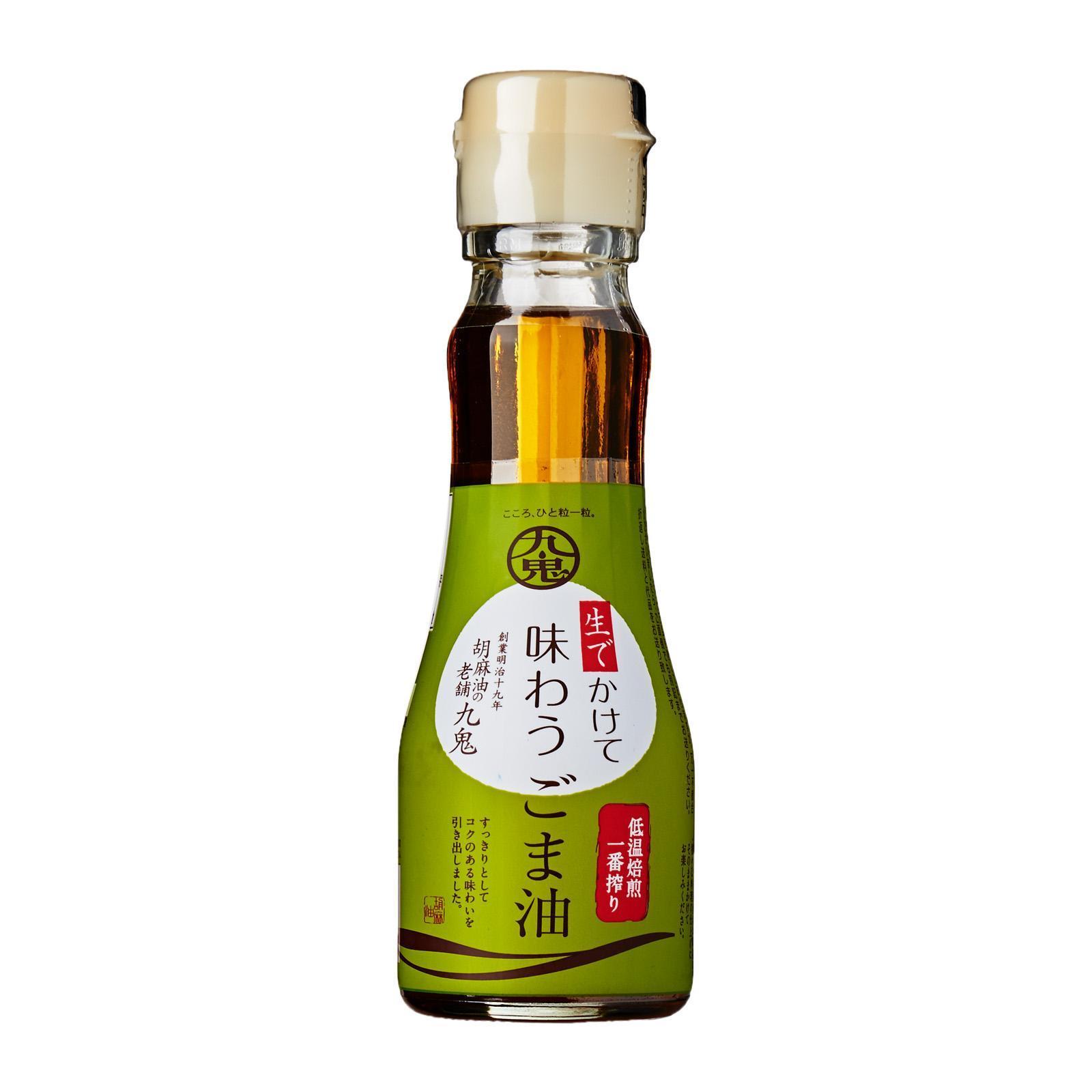 Kuki Namade Kakete Ajiwau Goma Abura Sesame Oil 150ml - Kirei By Redmart.