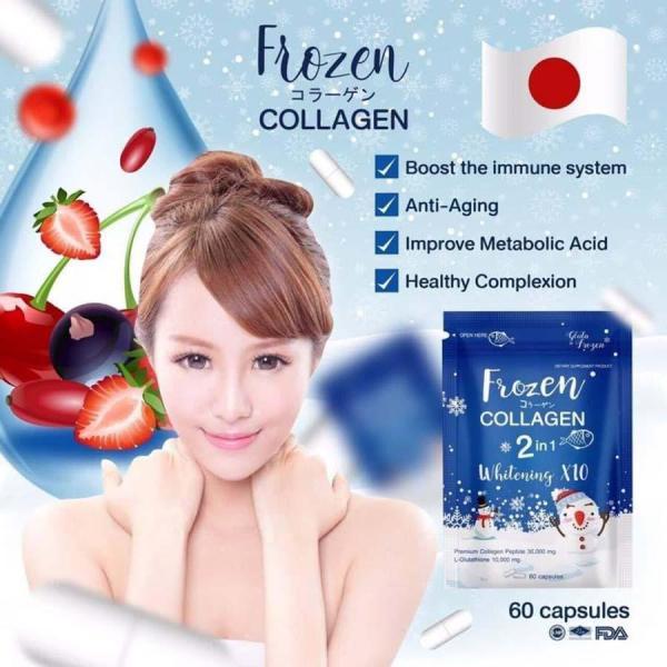 Buy Frozen Collagen by Gluta Frozen Singapore