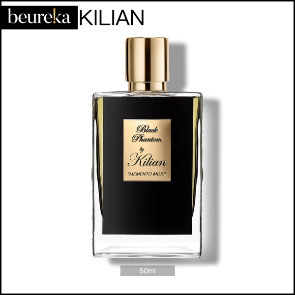 Buy Kilian Black Phantom Memento Mori EDP 50ml [Normal/Coffret packaging] - Beureka [Luxury Beauty (Perfume) - Fragrances for Men and Women Brand New Original Packaging 100% Authentic] Singapore