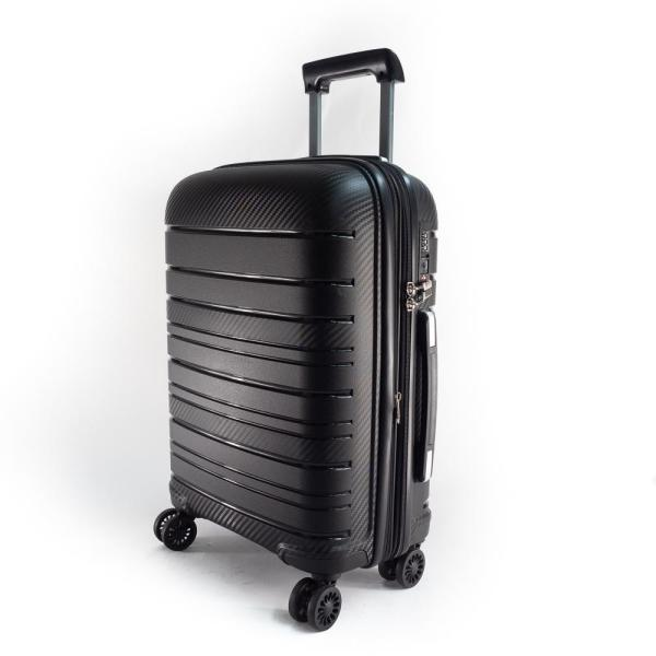 24 inch Durable Polypropylene Luggage with Warranty