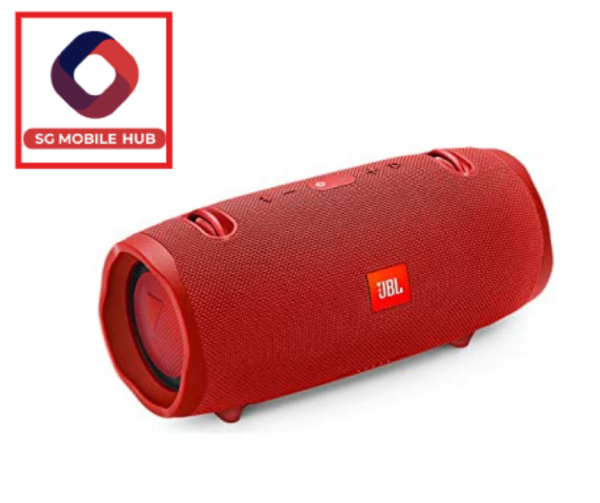 JBL Xtreme 2 Bluetooth Speaker Red Singapore