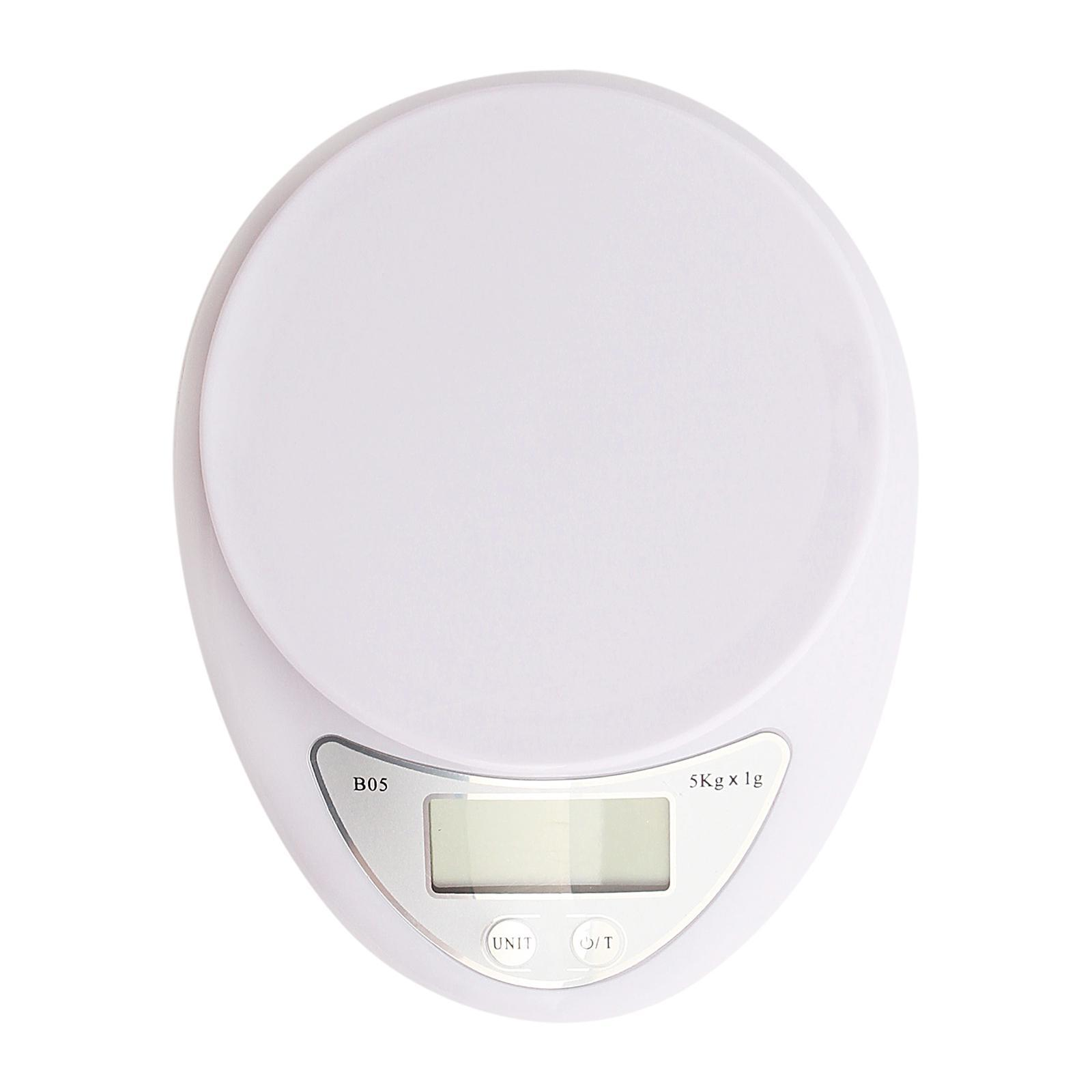 Mold Mart Digital Kitchen Scale 5Kg Electronic Weighing Machine