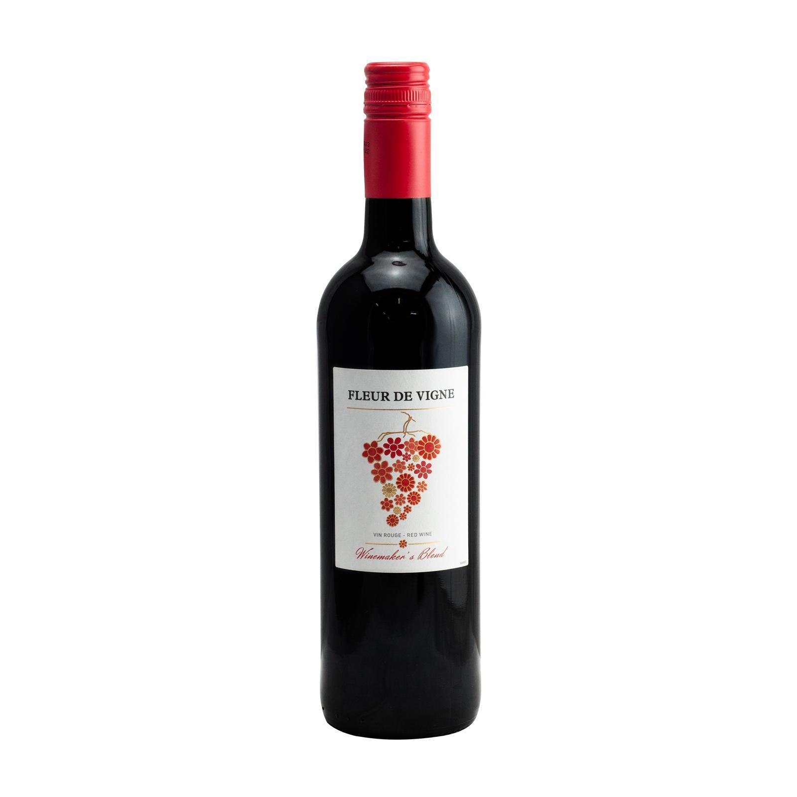 Fleur De Vigne Fleur De Vigne Rouge - By Letat-Wine and Sakes