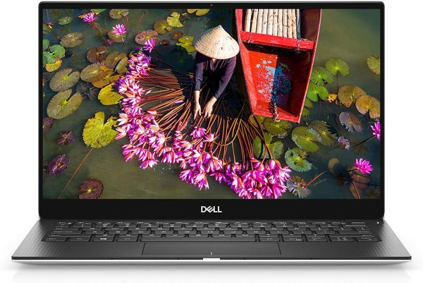 Dell XPS 13 7390 Laptop 13.3 inch, FHD InfinityEdge Touch, 10th Gen Intel Core i7-10710U, UHD Graphics, 256GB SSD, 16GB RAM, Windows 10 Home,