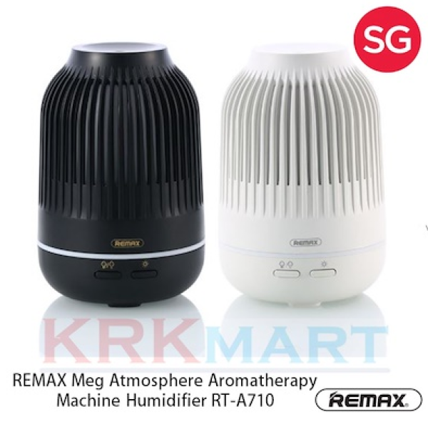REMAX Meg Atmosphere Aromatherapy Machine Humidifier RT-A710 Singapore