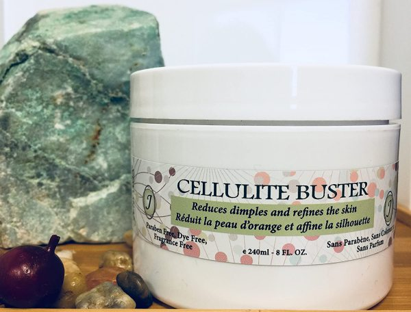 Buy Cellulite Buster Sugar Scrub. with Green Tea and Organic Coconut Oil. Smooth Crepy skin, eliminate dryness, firm and visibly reduce dimples and uneven skin. Made with natural and organic ingredients Singapore