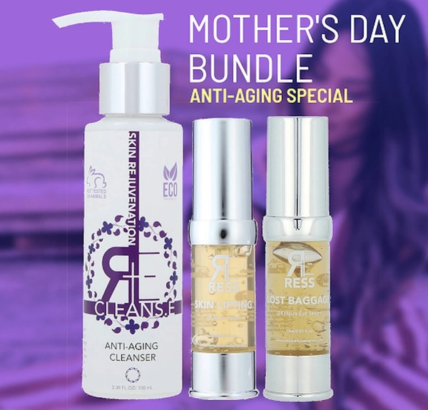 Buy [ RESS ] Mothers Day Anti Aging Bundle Value Pack for Only Special Women Singapore