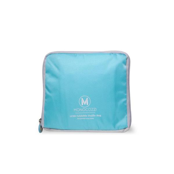 Monocozzi LUSH Foldable Duffle Bag - Blue