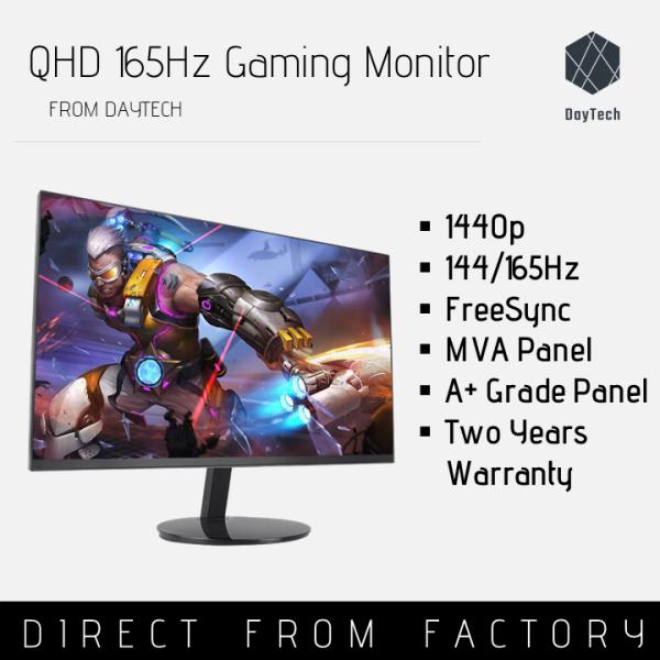 [SG Seller] DayTech 1440p 144Hz Freesync 24 inch Gaming Monitor
