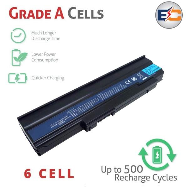 Replacement Laptop Battery 5635Z Compatible with Acer 5635, 5635Z, 5635Z-4224, 5635Z-422G16MN, 5635Z-422G25MN, 5635Z-432G16MN, 5635Z-432G25MN, 5635Z-432G32MN