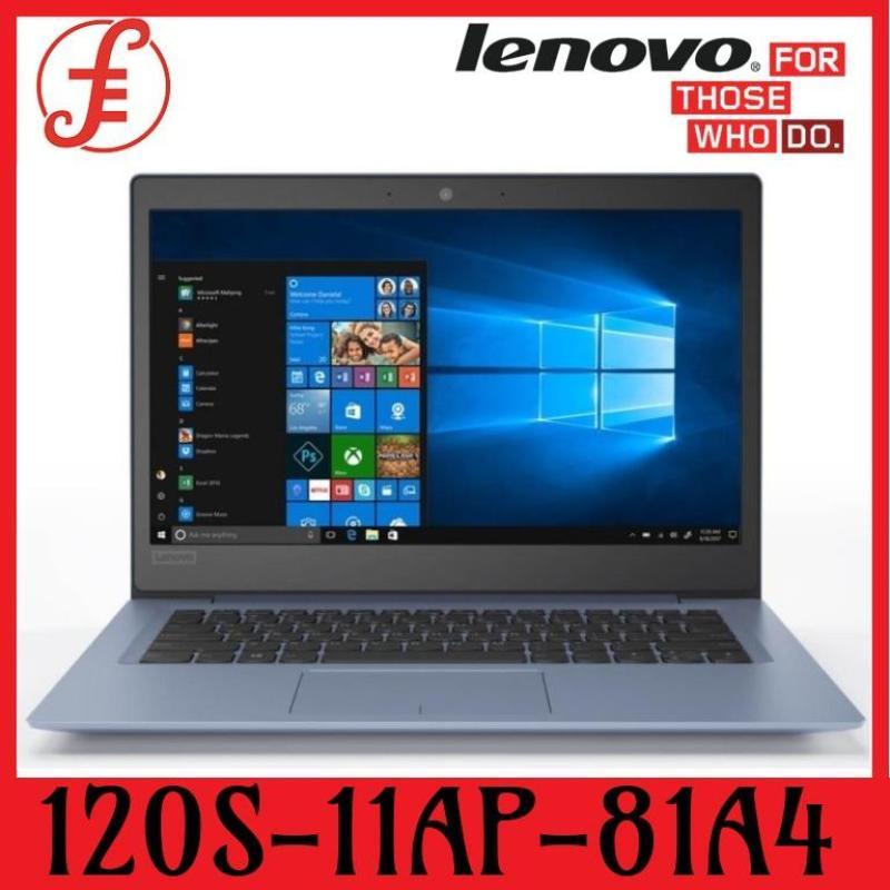 Lenovo IdeaPad 120S-11IAP INTEL® CELERON® N3350 PROCESSOR Graphic: INTEGRATED 4G LPDDR4 2400 ONBOARD  32G eMMC (120S-11IAP-81A4)