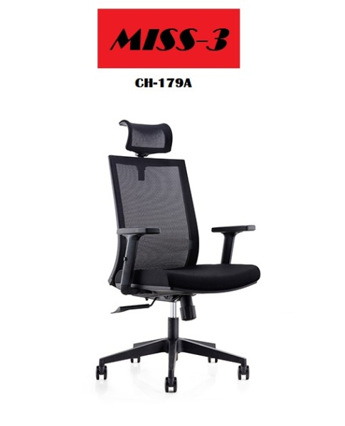 MISS-3 CH-179A Ergonomic Chair Singapore